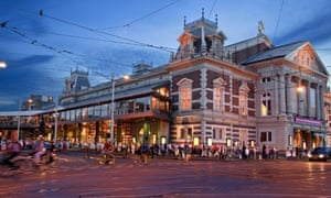 Amsterdam's Concertgebouw