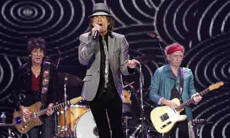 The Rolling Stones in 2012