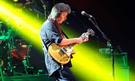 Steve Hackett Performs In London