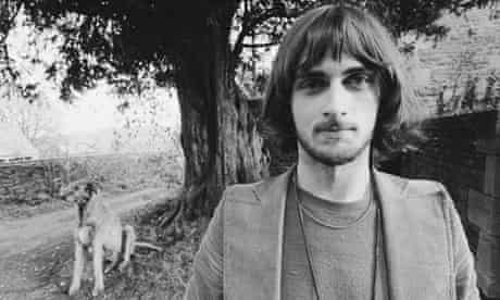 Mike Oldfield in 1975