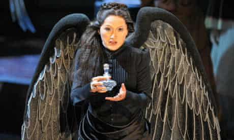 Kundry (Mihoko Fujimura), Parsifal