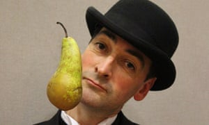 Alistair McGowan Three Pieces of a Pear