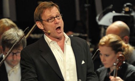 Simon Keenlyside in Totentanz (Ades) at Proms 2013