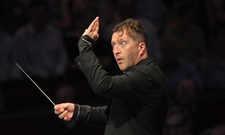 Thomas Adès conducts the BBC Symphony Orchestra at the Proms 2013.