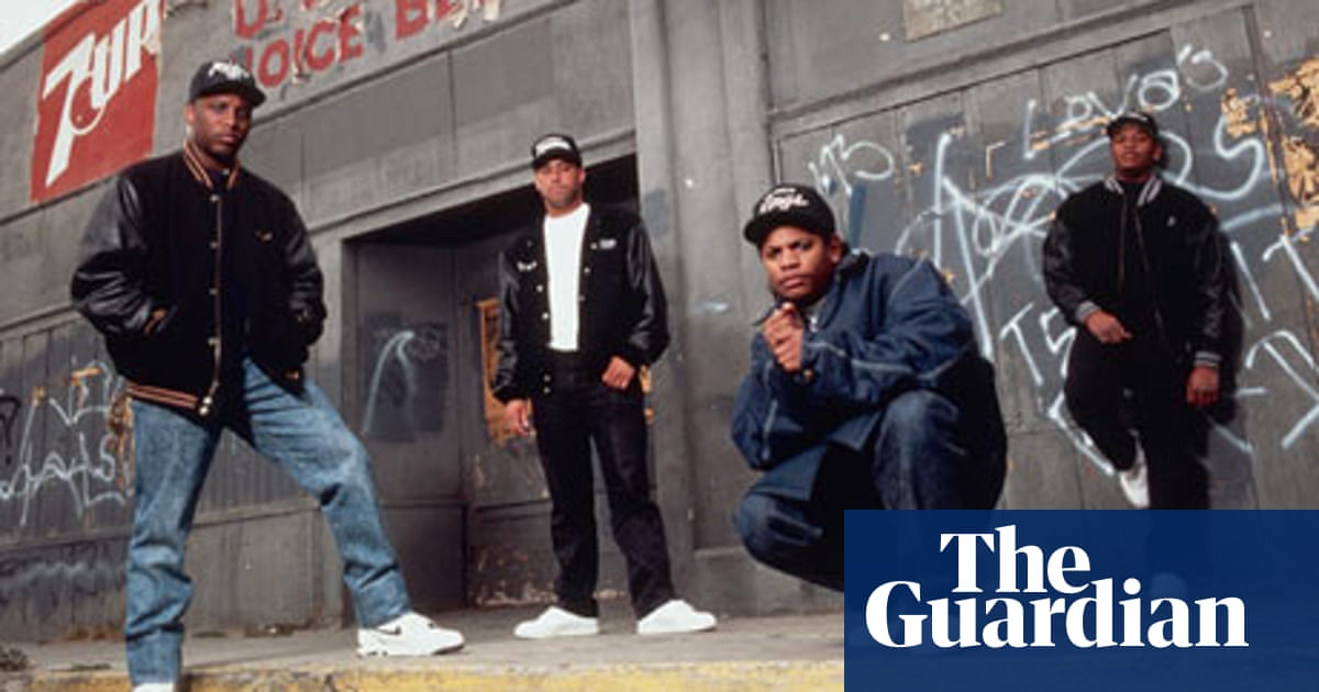 7225acad7385 NWA: 'Our raps are documentary. We don't take sides' | Music | The ...