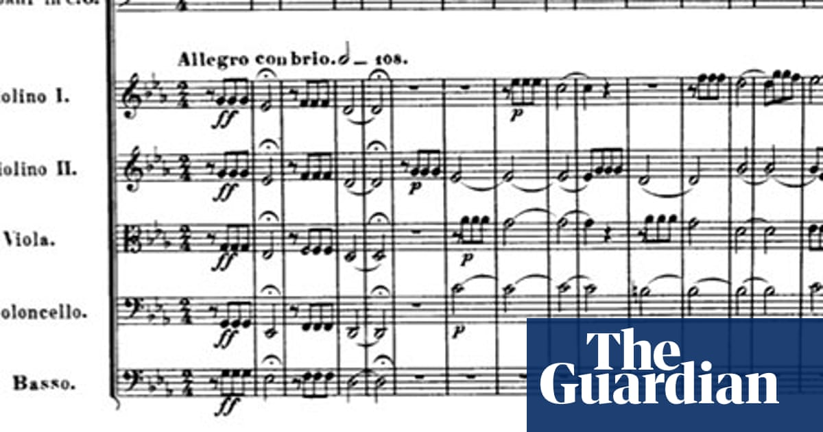 Symphony guide: Beethoven's 5th | Music | The Guardian
