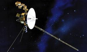 Nasa's Voyager spacecraft