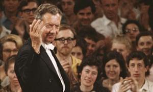 Benjamin Britten, 1976