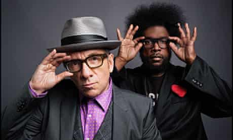 Elvis Costello and ?uestlove