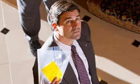 The Wolf of Wall Street - Ted Griffin, Kyle Chandler