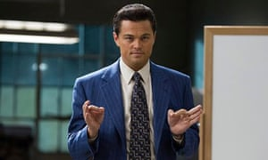 2013, THE WOLF OF WALL STREET sales