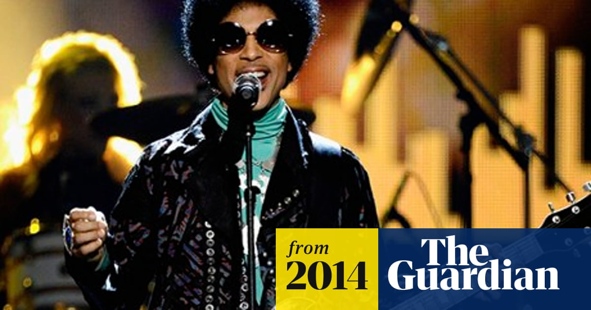 Prince drops $22m in lawsuits against fans and Facebook