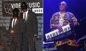 Daft Punk and Stevie Wonder are to perform together at the 2014 Grammys.