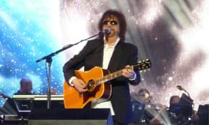 Jeff Lynne performs with ELO at Hyde Park in September.