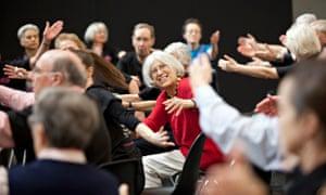 English National Ballet: Dance for Parkinson's