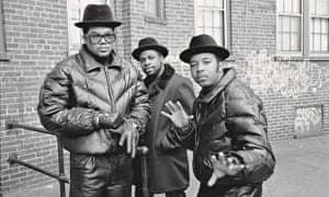 Run-DMC and Jam Master Jay