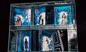 Don Giovanni at the Royal Opera House, London, directed by Kasper Holten