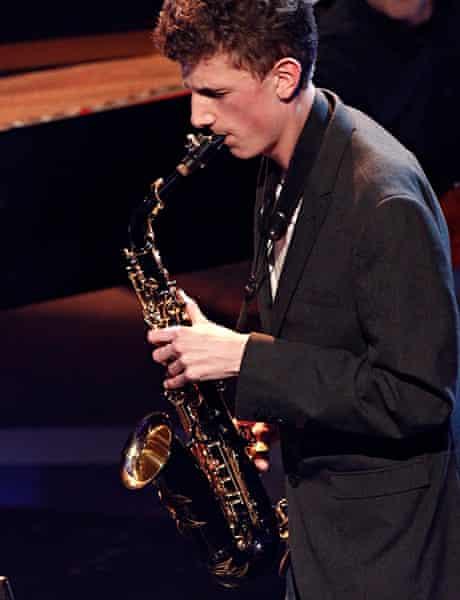 Alexander Bone, BBC Young Jazz Musician winner