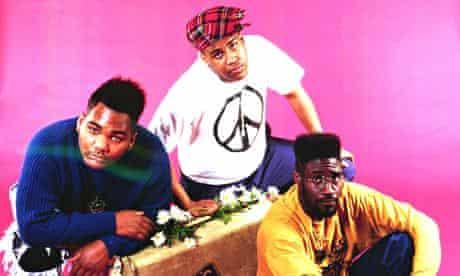 De La Soul in 1989