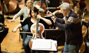 Opera North's Richard Farnes