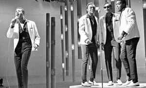 The Four Tops in 1960