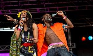 Yaaba Funk at Africa Oyé