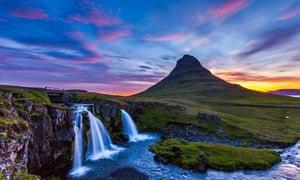 Iceland, home of Secret Solstice festival