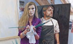 Henrietta and Ollie by Tim Hall