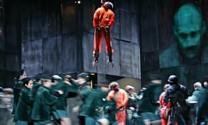 1984, opera by Maazel, ROH 2005