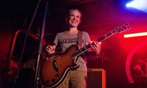 Throwing Muses Perform In Glasgow