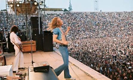 Led Zeppelin, San Francisco, 1973