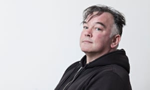 Stewart Lee, dedicated follower of the Fall, is soon to attend his 48th show. Photograph by Antonio Olmos for the Observer New Review