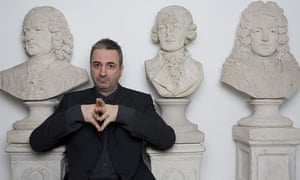 Paul Morley at the Royal Academy of Music