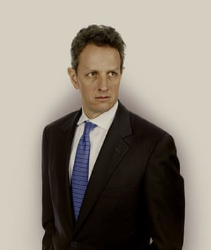 Obama's People: Timothy F. Geithner