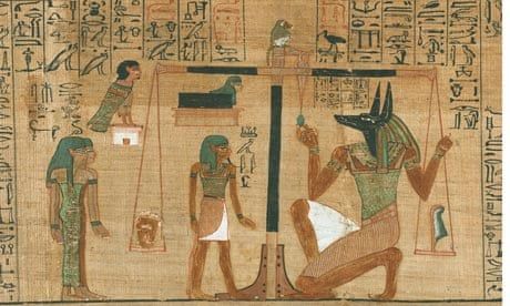 Book Of The Dead Scroll Down And Learn How To Die Like An Ancient