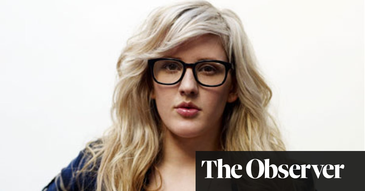 Ellie Goulding Soundtrack Of My Life Music The Guardian