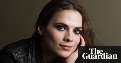 Hayley Atwell: 'The real me is a loner, a nerd and a bit overweight' |  interview | Television & radio | The Guardian