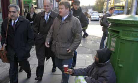 Irish bailout talks