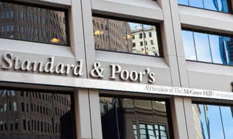 Standard & Poor's headquarters New York