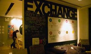 Exchange arts project Dublin