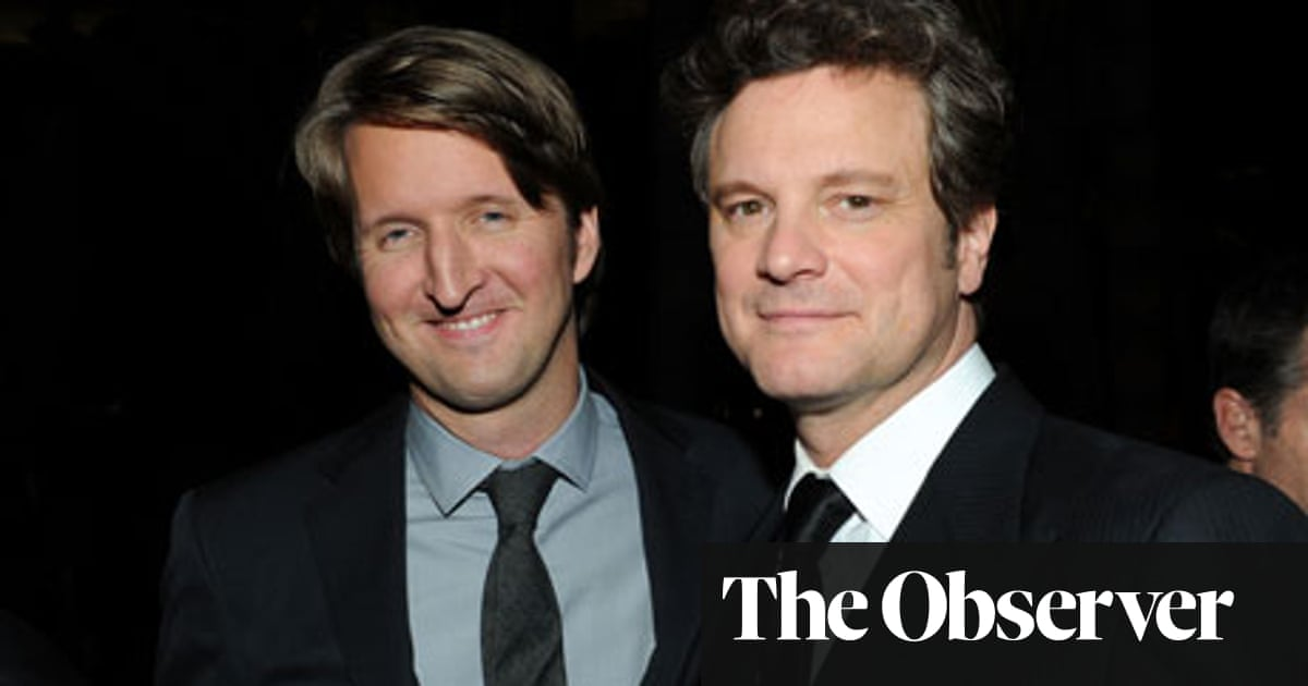 Colin Firth Stammer The Wrong Way And It Is Comedic Film The Guardian
