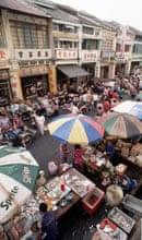 Street Market in Penang