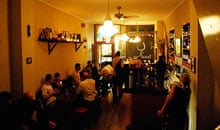 Small bar, Sydney