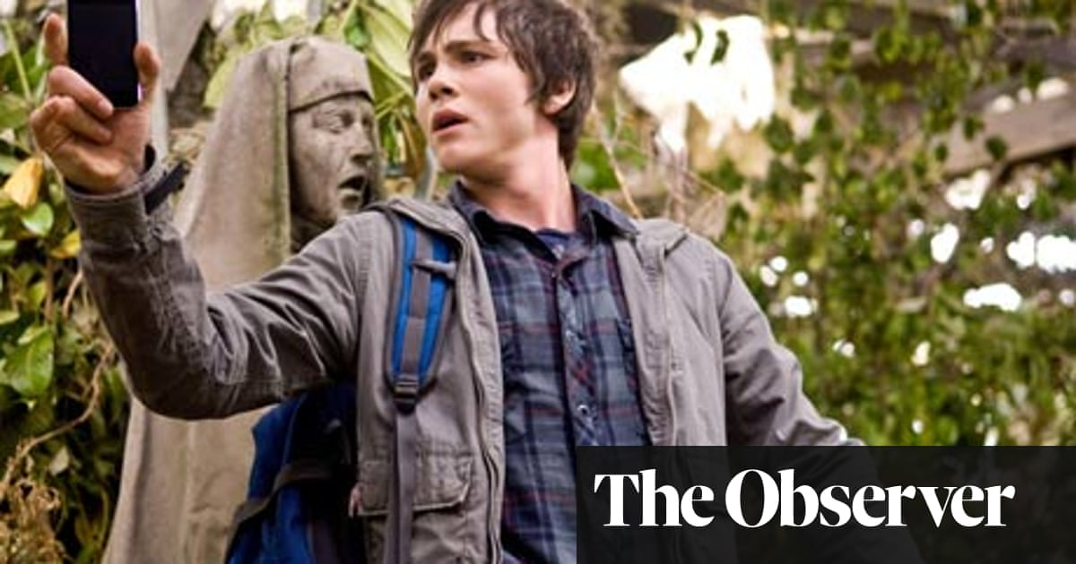 Percy Jackson The Lightning Thief Film Review Film The Guardian