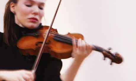 Stradivarius Violin To Be Auctioned At Christies
