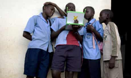 Rwanda laptops