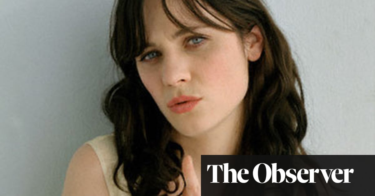 Zooey Deschanel: 'I don't have control over what's on screen