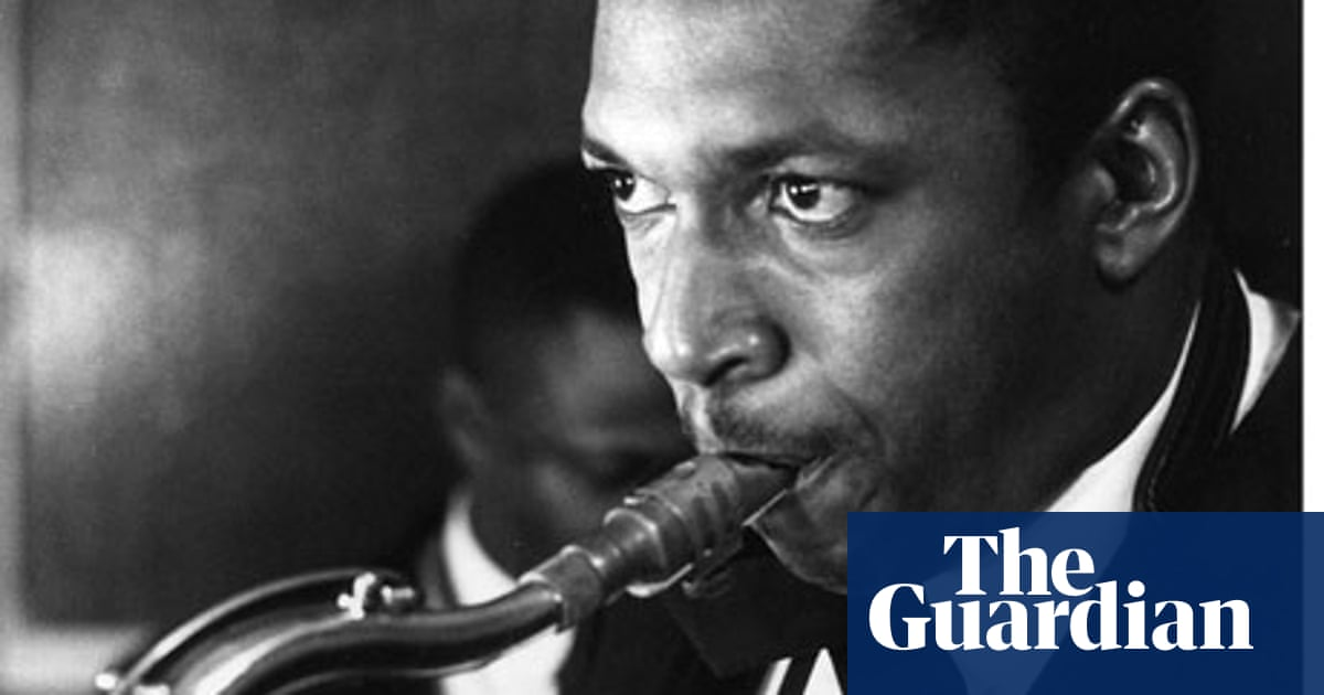50 great moments in jazz: John Coltrane's giant step for
