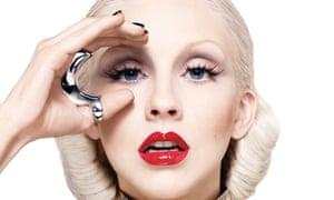 Christina Aguilera Bionic publicity shot
