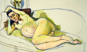 alice neel pregnantwoman